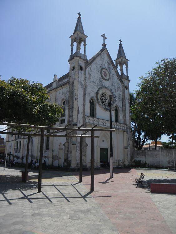 Igreja do Sagrado Coração de Jesus_Vera Cruz_Brasil