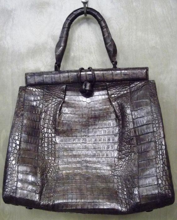 Nancy Gonzales crocodile: Crocodiles, Gonzales Crocodile, Designer Bags