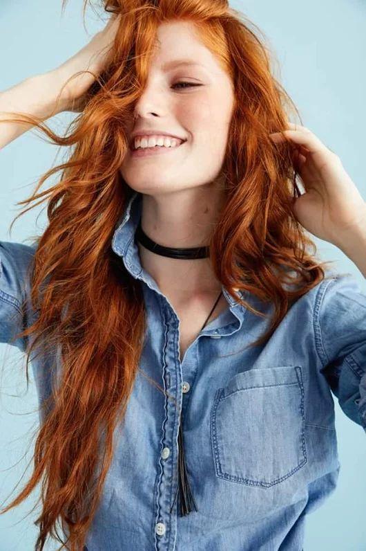 Redheads Lange Rote Haare Schone Rote Haare Schone Frisuren Lange Haare