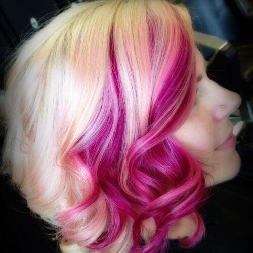 50 Magenta Hair Color Ideas For Brave Women Magenta Hair Hair
