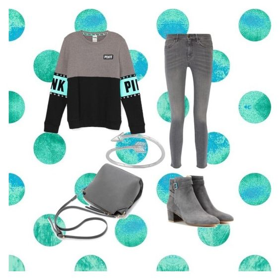"""""""Untitled #6"""" by shortenjayne on Polyvore featuring MiH Jeans and Gianvito Rossi"""