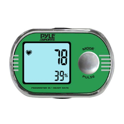 cool Pyle Sports PPDE60 Pedometer Personalized Calibration for Walking and Running Reviews