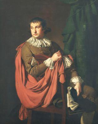 Sir William Stafford, Mary Boleyn's second husband. They had one child - Anne, named after her Aunt, Queen Anne Boleyn.