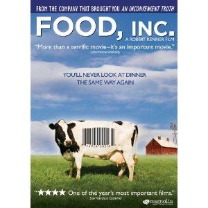 """This documentary got the """"maybe I should be more aware of what I eat"""" ball a-rolling. If you haven't watched it, I encourage you to do so."""