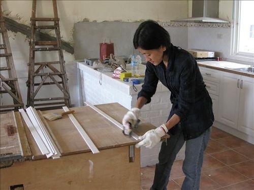 [DIY分享] 貧窮格子窗 @ [雨後的彩虹 合法包棟民宿] @ 墾丁- 恆春 - 滿州 :: 隨意窩 Xuite日誌