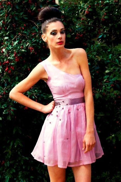 Paloma Dress in Lilac by Denise SL Spalk, http://www.ebay.com.au/itm/Lilac-Paloma-Silk-Dress-Size-6-by-Denise-SL-Spalk-/291137866220