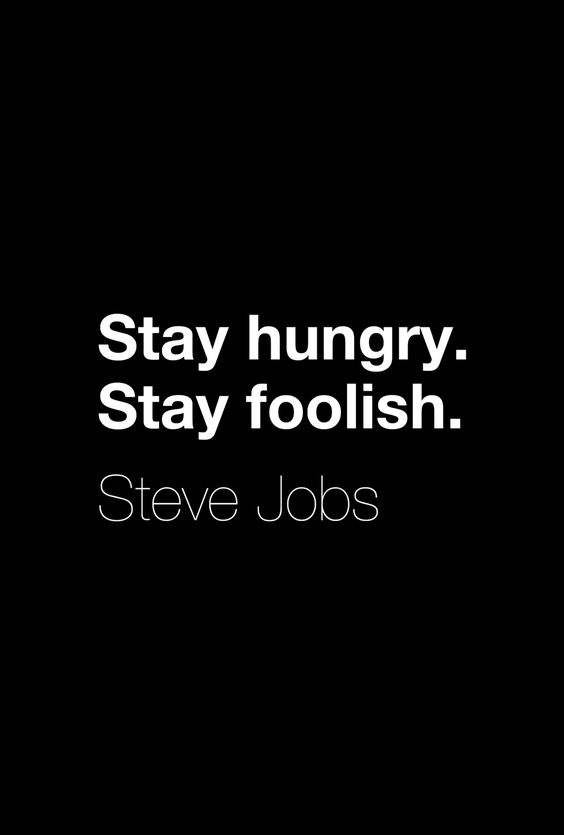 STEVE JOB'S QUOTE OF THE DAY - GM SYSTEMS LLC