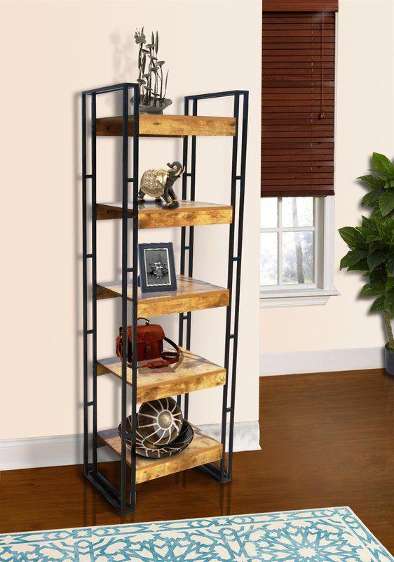 Vania Etagere Bookcase Shelves Bookcase Etagere Bookcase