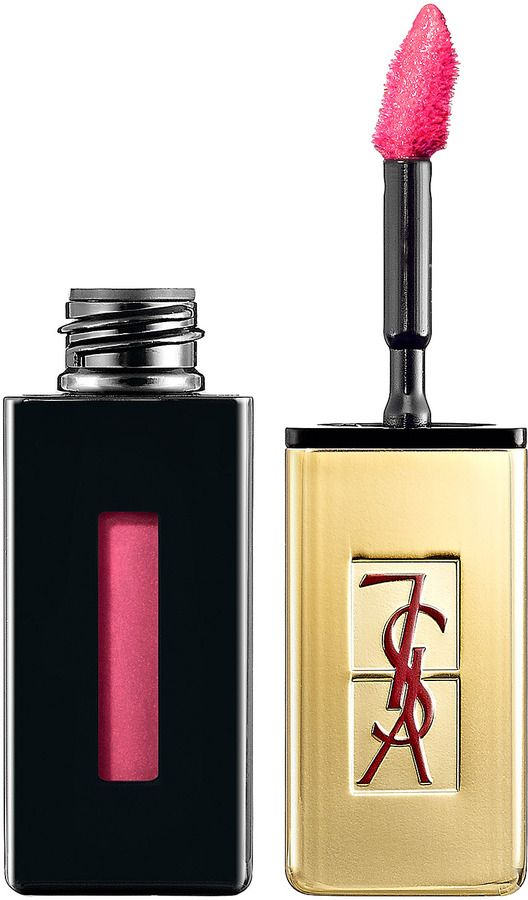 Yves Saint Laurent ROUGE PUR COUTURE Vernis À Lèvres Glossy Stain – Rebel Nudes on shopstyle.com http://goo.gl/1xmtvn