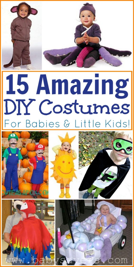 costumes tutorials toddlers halloween costumes for babies baby toddler ...