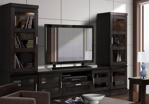 Maison Éthier - 346299-Dinec-Mobilier de salon-Meuble audio et vidéo