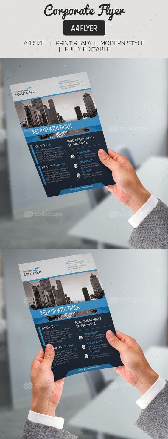 Corporate Flyer - http://www.codegrape.com/item/corporate-flyer/6920