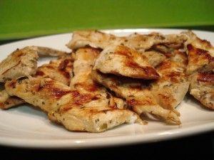 Delicioso aderezo para pechugas de pollo a la parrilla - Habemus Asado
