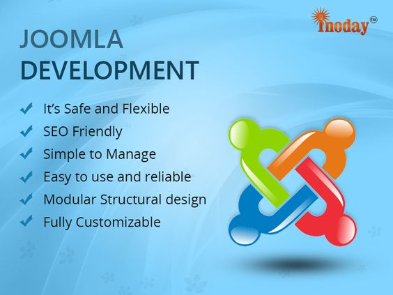 Nowadays, The Open Source script is very popular among programmers who create even quite advanced websites with it. inoday provides a special offer on Joomla development for your websites so get to start your sites with Joomla CMS. It is quite simple to install and will take only 10 min from downloading. Get your Joomla services through: http://inoday.com/joomla/