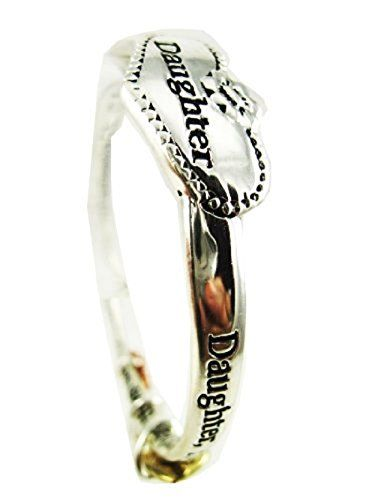 "Accessory Accomplice Silvertone Engraved ""Daughter"" Heart Charm Bangle Bracelet Accessory Accomplice http://www.amazon.com/dp/B00BSZ4PSY/ref=cm_sw_r_pi_dp_klo-tb1BBX7YD"