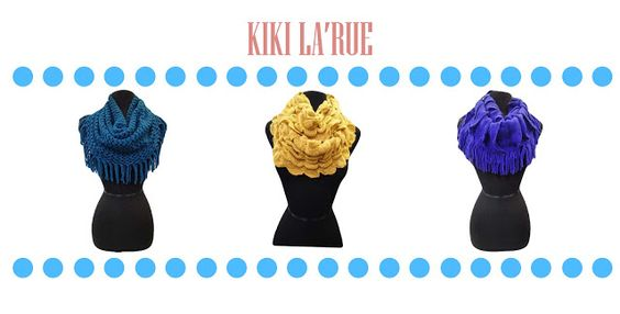 Scarf Obsession continues....want one? Join the swap!