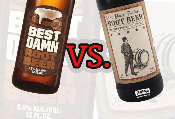 Review: Best Damn Root Beer isn't