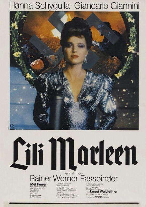 Lili Marleen de Rainer Werner Fassbinder (1981