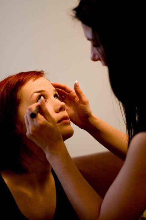 Photographer: Alexis Desaulniers-Lea Make-up: Allie Pehleman ©2011 Alexis Desaulniers-Lea Photography