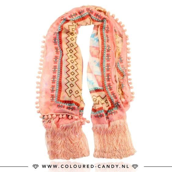 SUMMER SALE // Heb jij deze leuke Ibiza sjaals al in de shop gespot?? 🎀 ➳ https://www.coloured-candy.nl/ibiza-fringe-sjaal-roze/  #colouredcandy #sieraden #jewelry #sale #summer #jewellery #scraf #ibiza #trend #ootd #pink #pastel #fringe #fashion #mode #style #love #beauty #jewelrygram #fashionista #cute #girls #woman #trendy #beautiful #instagood #shopping #musthaves #bijoux #accessories
