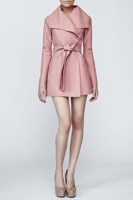 Pin by Carla Tofano on I Really Want a Pink Coat!   Pinterest ...