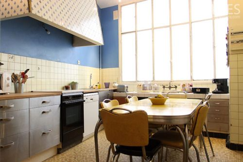 Blue And Yellow Kitchen Kitchen Pinterest Yellow