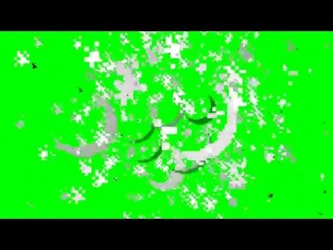 Minecraft Greenscreen Explosion Youtube Greenscreen Minecraft Explosion