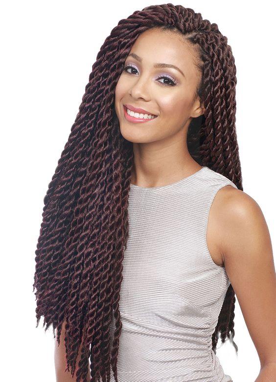 Crochet braids, Box braids and Braids on Pinterest