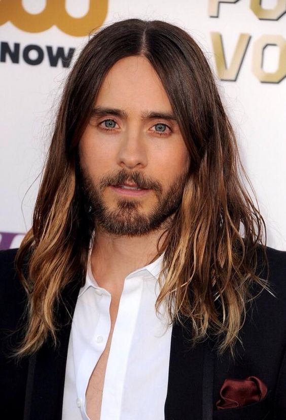 Jared Leto at The Critics' Choice Movie Awards (16.01.2014).