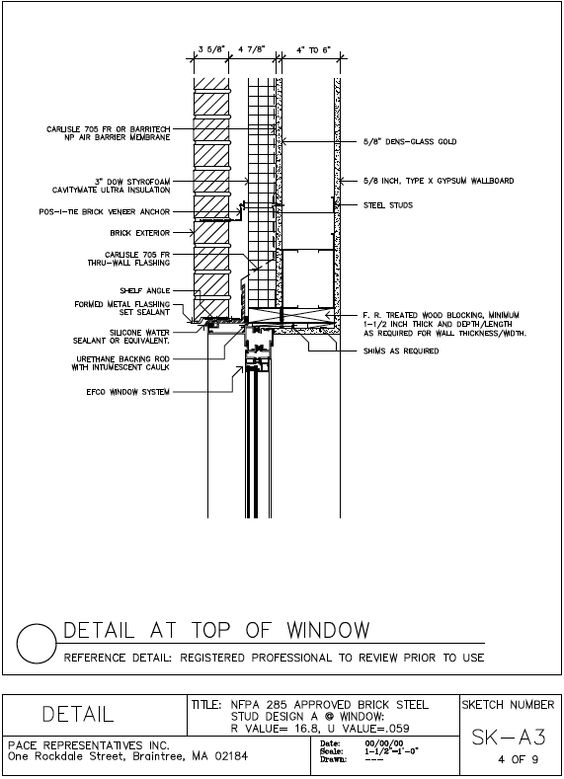 Window Head Detail Brick Google Search Details