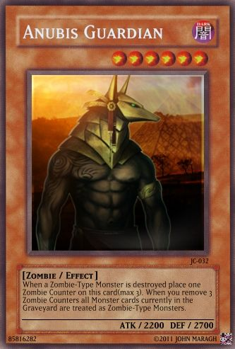 More Zombie cards - Realistic Cards - Single Cards - Yugioh Card Maker ...