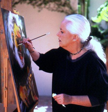 Jefferson Airplane's Grace Slick on Aging Rock Stars and Life as a Painter | Vanity Fair