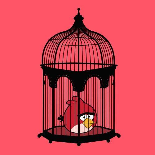 Sad Birds - Angry Birds