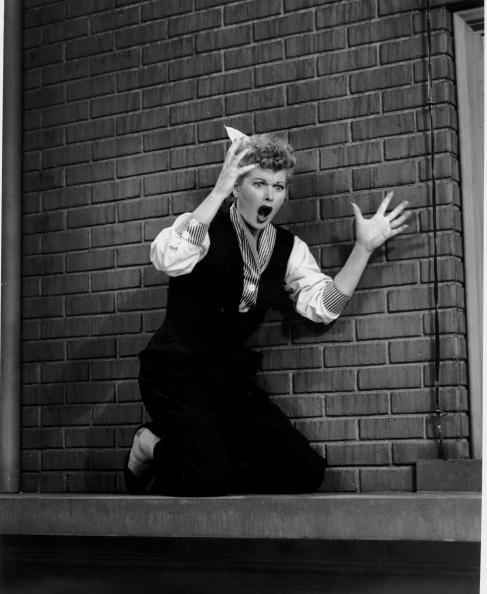 In 1962, Lucille Ball became the first woman to run a major television studio, Desilu.
