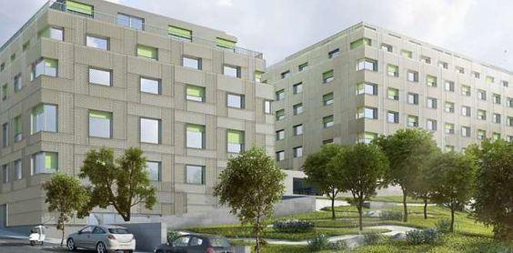 Am Universitätsspital von Lausanne (CHUV) haben am Montag die Bauarbeiten für das erste Patienten-Hotel der Schweiz begonnen. In den 114 Zimmern können Patienten vor oder nach Eingriffen am CHUV untergebracht werden und das Spital damit entlasten.