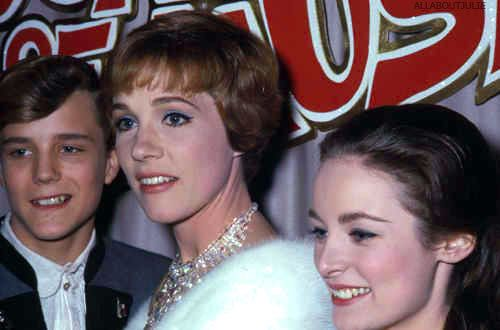 I Fell In Love With Julie Andrews In The Sound Of Music My All Time Favorite Movie Which I First Julie Andrews Sound Of Music Actresses