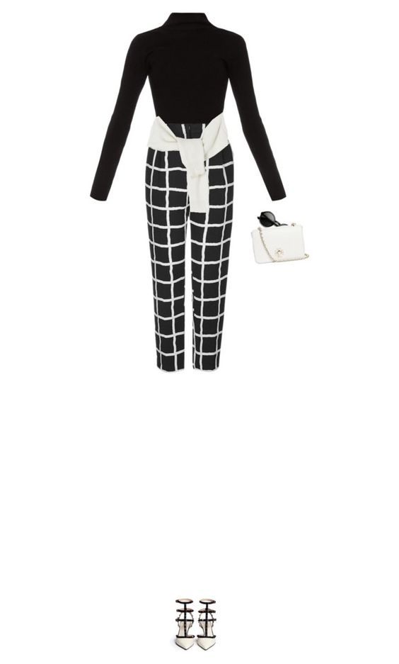 """""""Untitled #250"""" by ria-vjd ❤ liked on Polyvore featuring Haider Ackermann, Topshop and Tory Burch"""