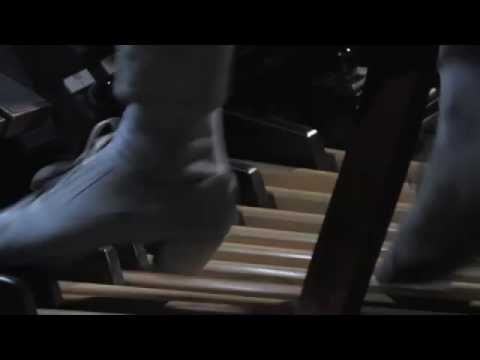 Cameron Carpenter: (Organ solo) Revolutionary Etude  NEVER SEEN ANYTHING LIKE THIS!!! AMAZING!!!!