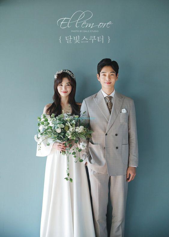 DALS STUDIO [ELLEMORE] - KOREA PRE WEDDING PHOTOSHOOT by LOVINGYOU