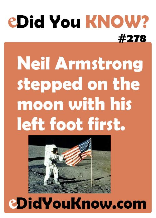 neil armstrong was left handed - photo #9