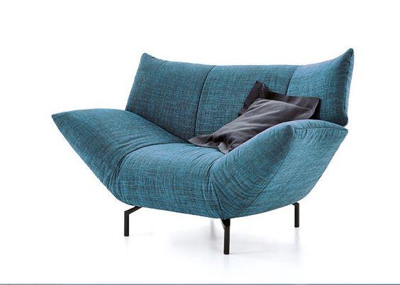 Nice Skandinavische sofas Das Sofa aus Stoff und Holz Beine Couch Pinterest