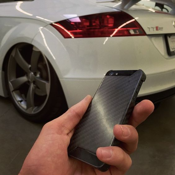 View our Carbon Fiber iPhone Case Collection! #Season 1 - Our Carbon Fiber iPhone 6s / 6s Plus cases are constructed of individual hand laid layers of high quality carbon fiber, finished in luxurious gloss.