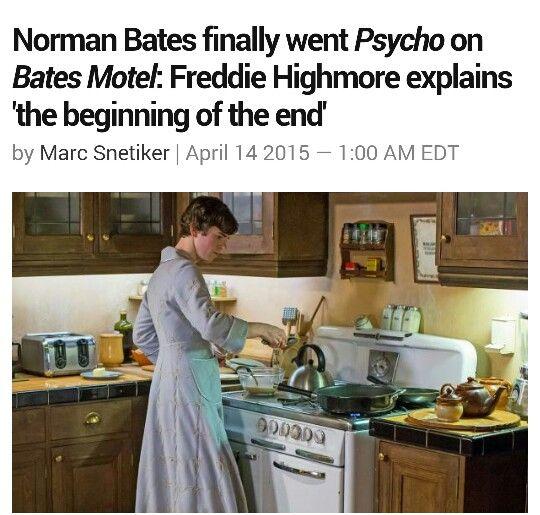 Norman/Norma  creepy!