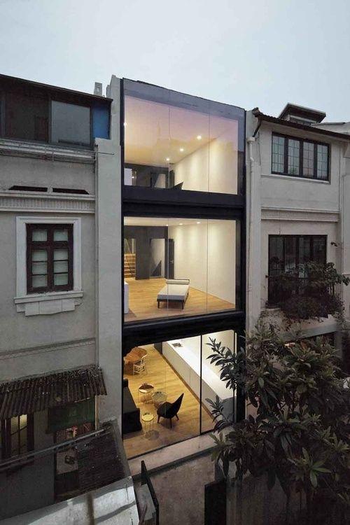 Rethinking the Split House | Neri&Hu