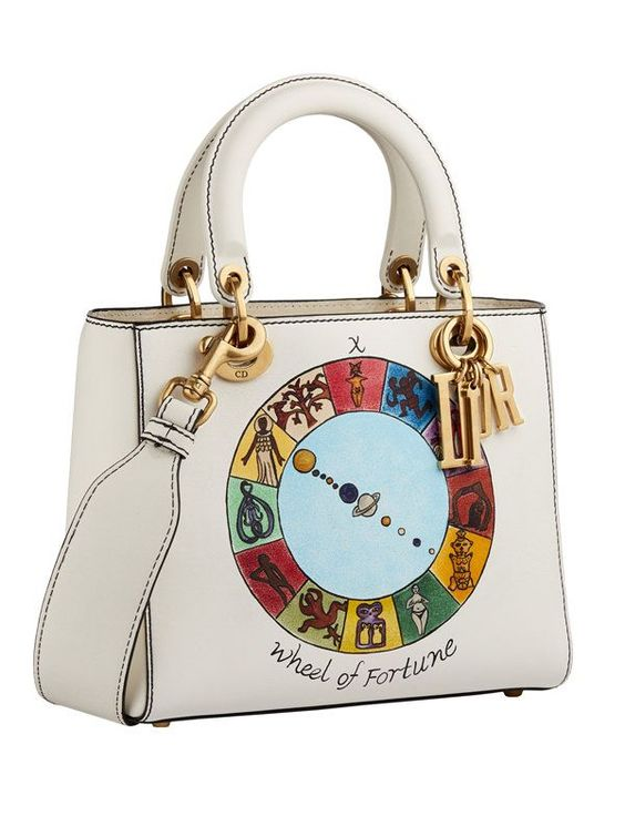 "Christian Dior ""Tarot"" Resort 2018 Bags"