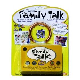 Great conversation starter for families especially if you have a child on the spectrum.