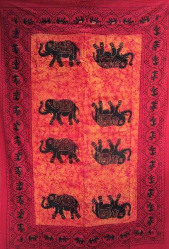 Tenture Elephant www.panoramiks.com/
