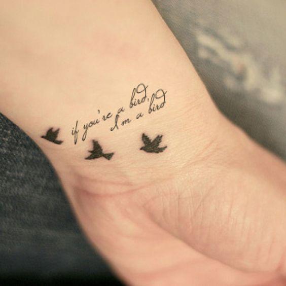 if your a bird...I'm a bird