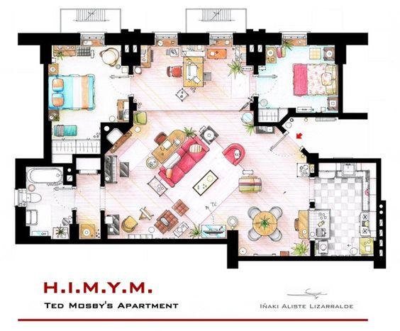 tv apartments | Tumblr