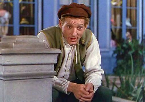 Danny Kaye as Hans Christian Anderson